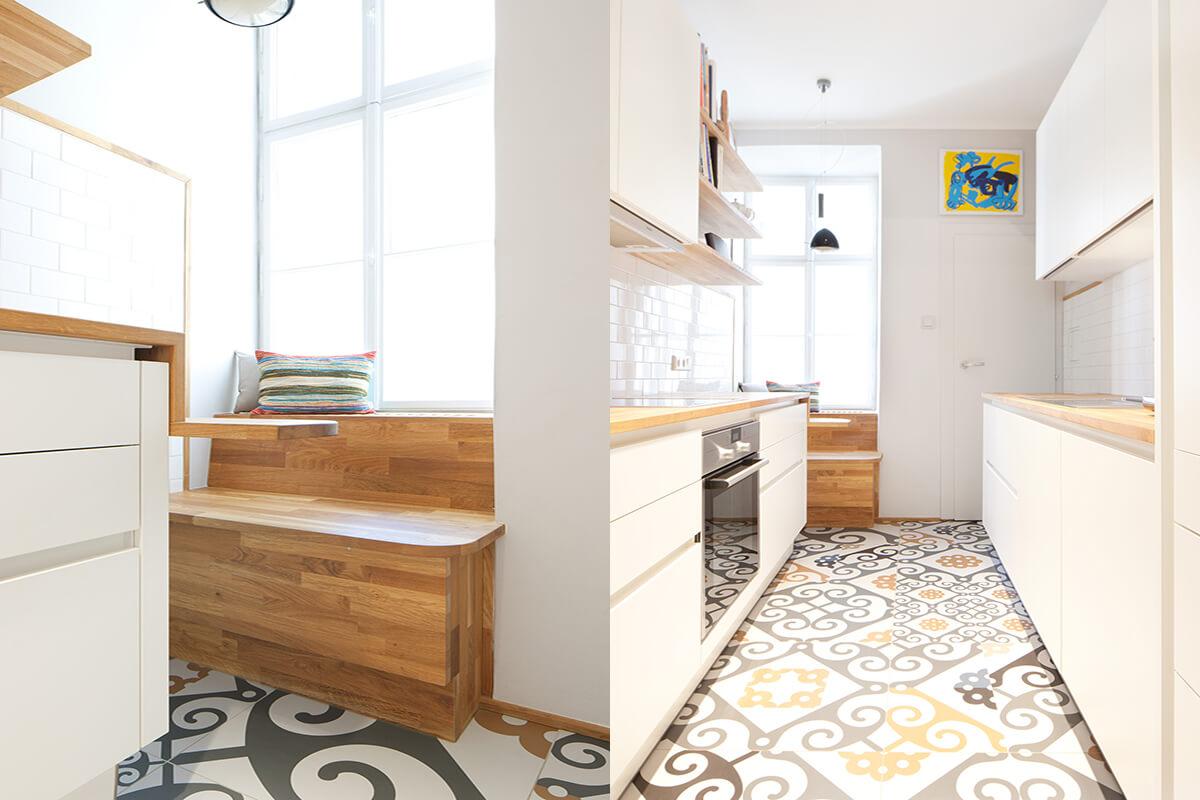 Innenarchitektur Wien leas küche